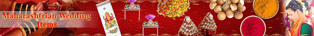 Maharashtrian Wedding Items
