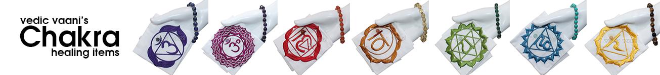 Chakra Healing Items