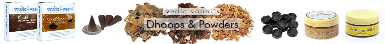 Dhoops & powders