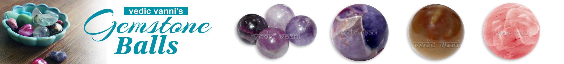 Gemstone Balls