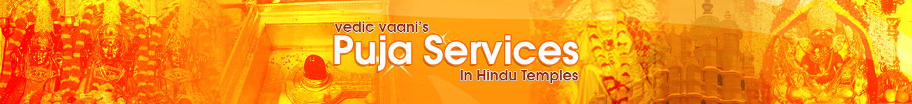 Pooja services in Hindu temples