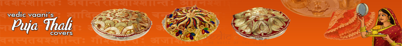 Puja Thali Covers