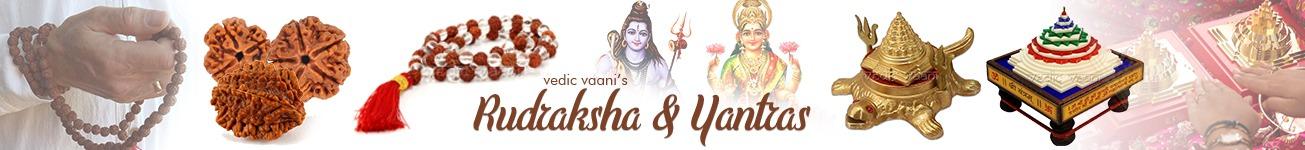 Rudraksha & Yantras