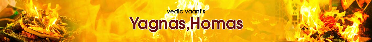 Yagnas & Homams