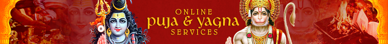 Online Puja & Yagna Services