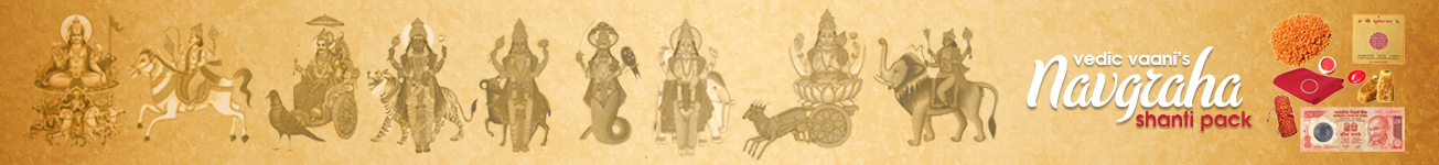 Navgraha Shanti Packs