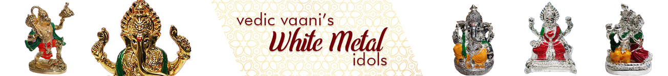 White metal Idols